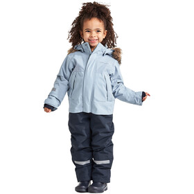 DIDRIKSONS Tirian 2 Coverall Kids cloud blue